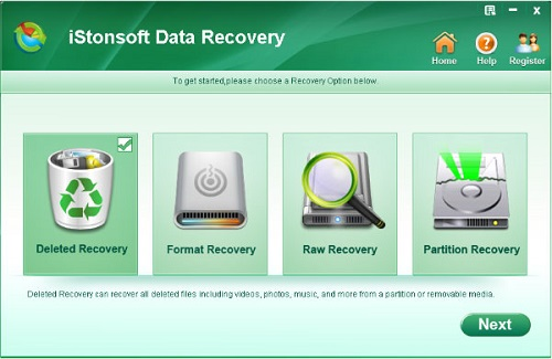 iStonsoft Data Recovery retrieves your lost videos, photos, music, documents, emails, etc. from your PC's hard drive as well as from USB drives, external hard drives, mobile phones and other storage media.