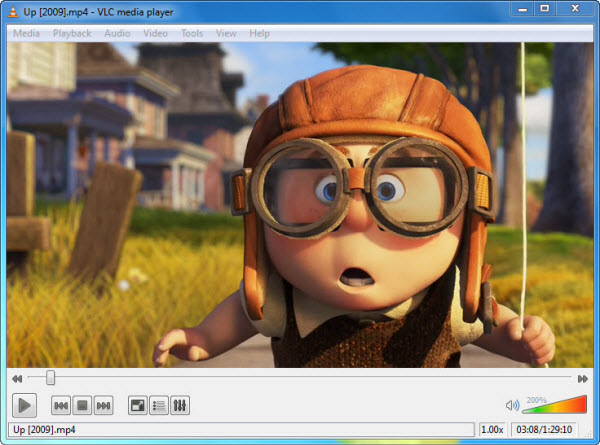 VLC Media Player to Play 4K Videos