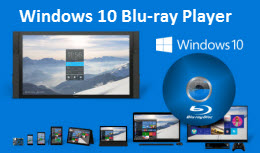 A Professional Blu-ray Player Software for Windows 10/8.1/8/7