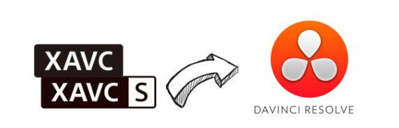 XAVC or XAVC S files in Davinci Resolve