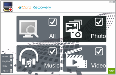 4card data recovery