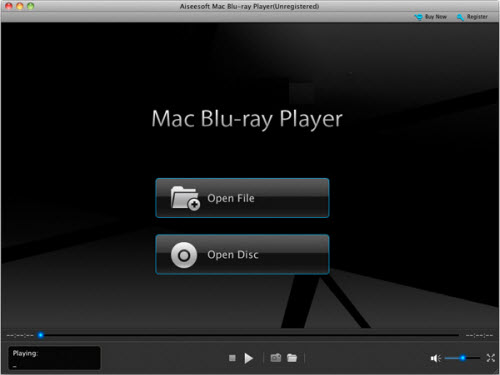Aiseesoft blu ray player for mac