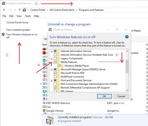 burn an audio CD in Windows 10