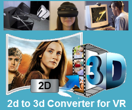 2D to 3D Converter for PC or Mac