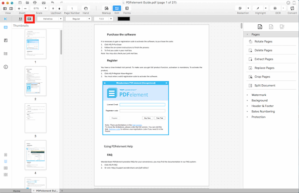 How to Edit PDF Text, Pages, Images, Form on Windows 10