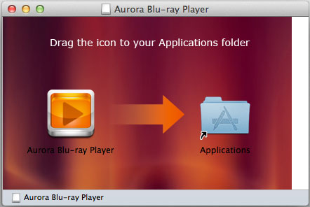 Install the Mac OS X Blu-ray Player