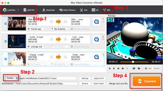 Solved QuickTime Can\u0027t Play MP4,MKV,MOV,AVI,WMV,FLV,DivX on macOS