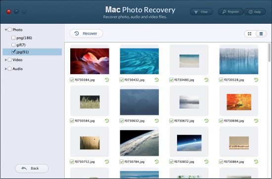 Recover Lost Data from Camcorder