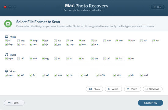 recover files from Nikon COOLPIX L840