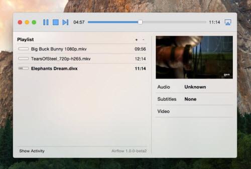 VLC to Chromecast Mac