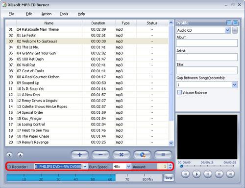 burning CD on Windows 10